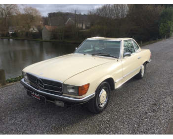 Mercedes-Benz SL350 Automatique + Hard Top
