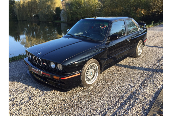 *vendue* BMW M3 E30 Sport Evolution