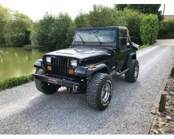Jeep Wrangler YJ 4.2L