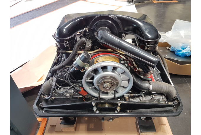 Moteur Porsche 911 2.2S