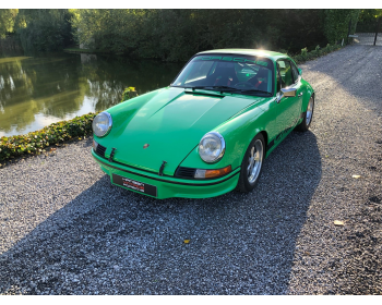 Porsche 911 3.2 type G coupé - 2.7 RS Replica